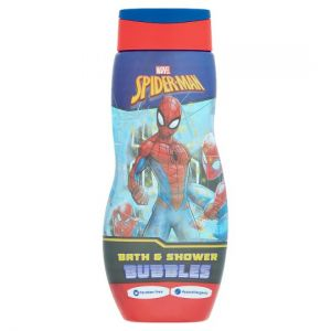 Spiderman Bath&Shower Bubbles 400ml