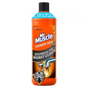 Mr Muscle Max Gel Unblocker 1000ml