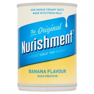 Nurishment Original Banana Milk Drink 400g