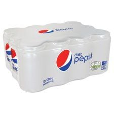 Pepsi Diet 12 X 330ml