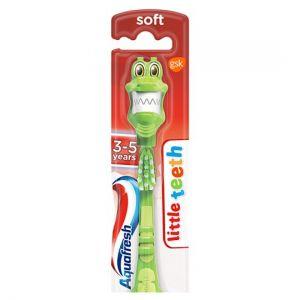 Aquafresh Little Teeth 3-5 Years Toothbrush