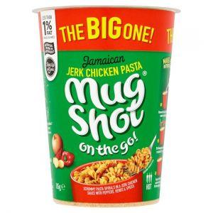 Mugshot Jerk Chicken Pasta 85g