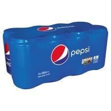 Pepsi Regular 8X330ml