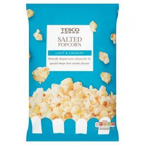 Tesco Salted Popcorn 85g