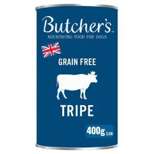 Butcher's Tripe Dog Food Tin 400g