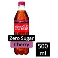 Coca Cola Zero Cherry 500ml