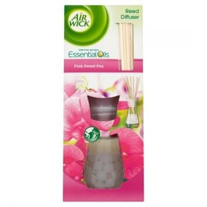 Airwick Base Reed Diffuser Pink Sweet Pea