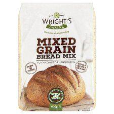 Wrights Mixed Grain Bread Mix 500g