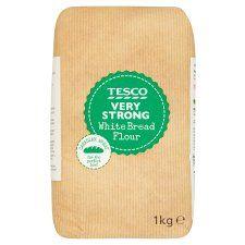 Tesco Very Strong Canadian Bread Flour 1kg