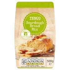 Tesco Sourdough Bread Mix 500g