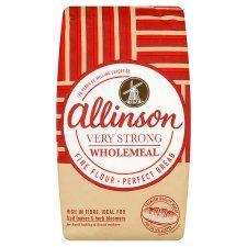 Allinson Very Strong Wholemeal Bread Flour 1.5kg