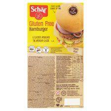 Schar Hamburger Buns 300g