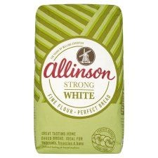 Allinson Strong White Flour 3kg