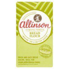 Allinson Strong White Bread Flour 500g
