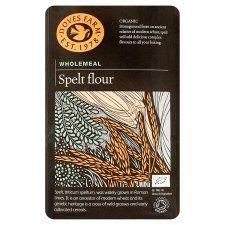 Doves Farm Organic Spelt Wholemeal Flour 1kg