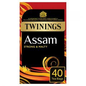Twinings Assam 40 Tea Bags 100g