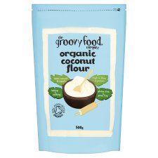 Groovy Food Organic Coconut Flour 500g
