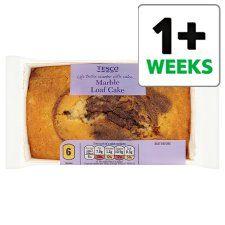 Tesco Marble Loaf Cake