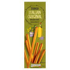 Tesco Italian Original Breadstick 125g