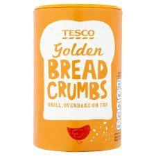Tesco Golden Breadcrumbs 175g