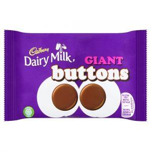 Cadbury Dairy Milk Buttons Bag 40g