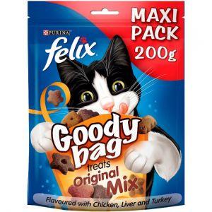 Felix Goody Bag Maxi Pack Mix Original 200g