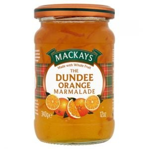 Mackays The Dundee Orange Marmalade 340g (L)