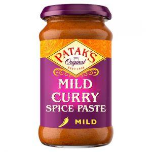 Pataks Mild Curry Paste 283g