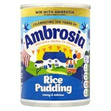 Ambrosia Creamed Rice 400g Tin