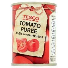 Tesco Tomato Puree 142g