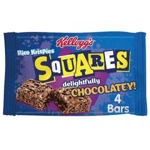 Kellogg's Rice Krispie Squares Chocolate 4X36