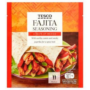 Tesco Fajita Seasoning 30g
