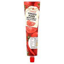 Tesco Tomato Puree With Chilli 135g