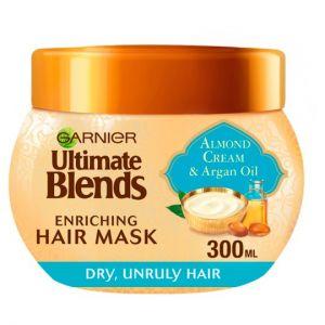 Ga/R Ultimate Blends Arg/Oil & Almond H/Msk 300ml