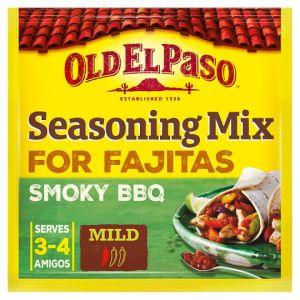 Old El Paso Smoky BBQ Fajita Seasoning Mx 35g