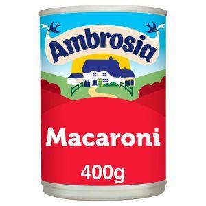Ambrosia Creamed Macaroni 400g Tin