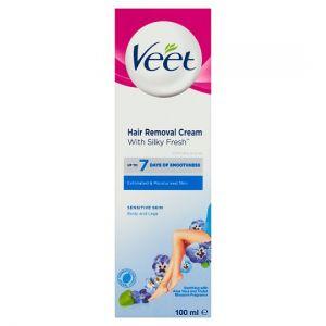 Veet Sensitive Hair Removal Cream 100ml