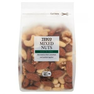 Tesco Mixed Nuts 250g