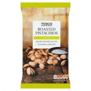 Tesco Roasted & Salted Pistachios 300g