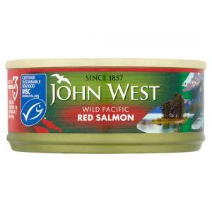 John West Red Salmon 105g