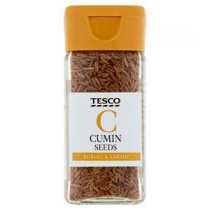 Tesco Whole Cumin Seeds 37g