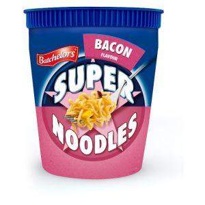 Batchelors Super Noodle Pot Bacon 75g