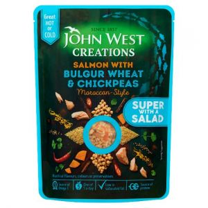 John West Creations Moroccan Salmon 180g