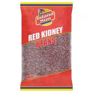 Island Sun Red Kidney Beans 2kg