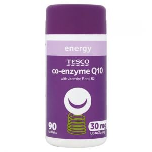 Tesco Co-Q10 90S