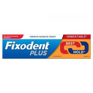 Fixodent Plus Besthold Denture Adhesive 40g