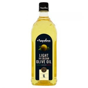 Napolina Light and Mild 1 Litre