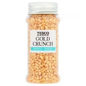 Tesco Gold Crunch Sprinkles 70g