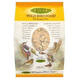 Field Fayre All Seasons Wild Bird Food 2.3kg