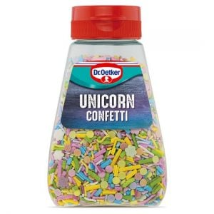 Dr Oetker Unicorn Confetti Sprinkles 110g